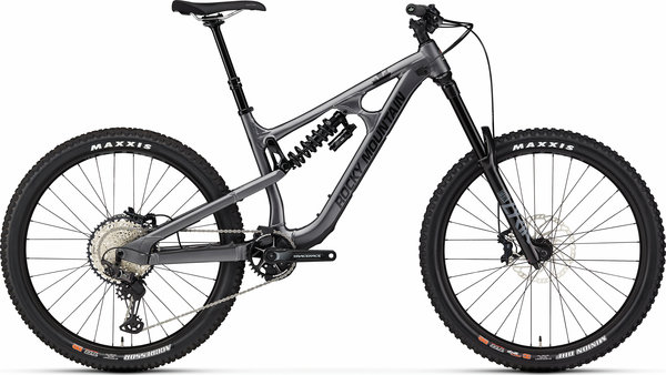 Rocky Mountain Slayer Alloy 50 27.5 Color: Black/Grey
