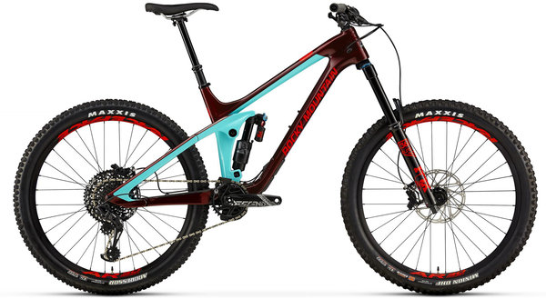 Rocky Mountain Slayer Carbon 70 - Demo Bike