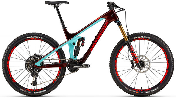 Rocky Mountain Slayer Carbon 90 Color: Red/Blue