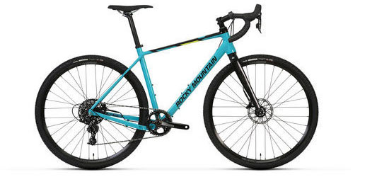Rocky Mountain Solo 50 Color: Blue