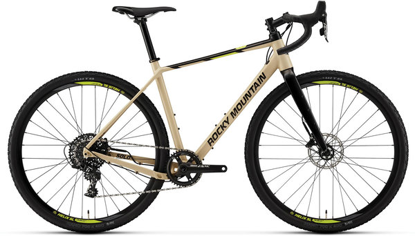 Rocky Mountain Solo 50 Color: Beige/Black