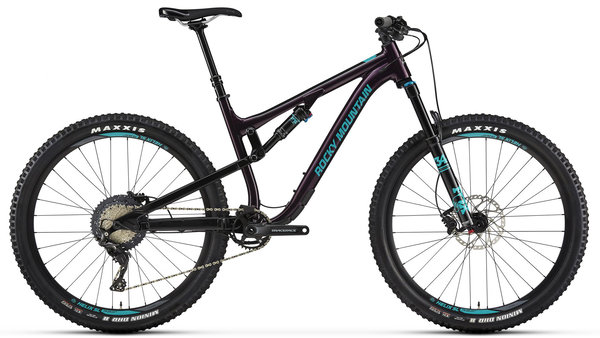 Rocky Mountain Thunderbolt Alloy 50