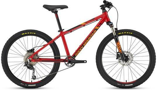 Rocky Mountain Vertex 24 Color: Red