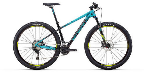 Rocky Mountain Vertex Carbon 50 Color: Blue/Black