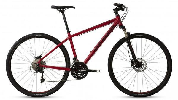 Rocky Mountain Whistler 70 Color: Red