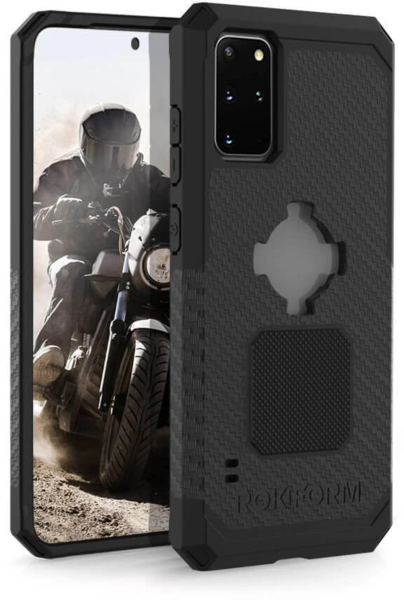 Rokform Galaxy S20 Plus Rugged Case Color: Black