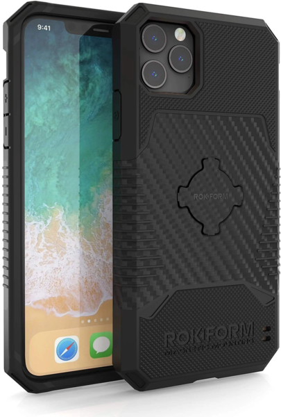 Rokform Rugged Wireless Case - iPhone 11 Pro Color: Black