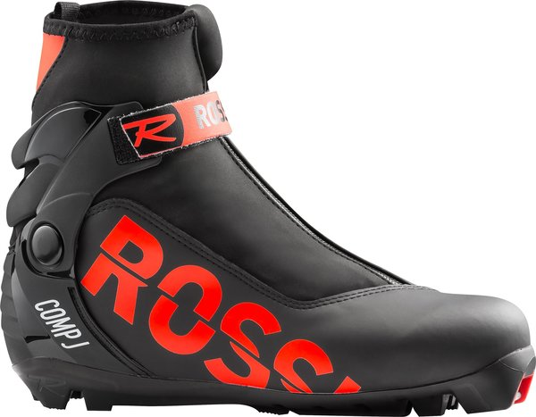 Rossignol Kid's Race Nordic Boots Comp J Color: Black