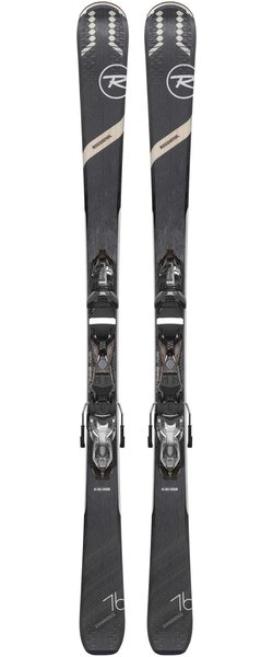 Rossignol Women's All Mountain Experience 76 CI + Xpress W 10