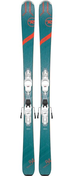 Rossignol Women's All Mountain Experience 84 AI W + Xpress 11 GW