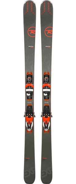 Rossignol Men's All Mountain Experience 88TI + SPX 12 Konect GW