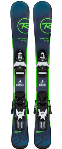 Rossignol Kid's All Mountain Experience Pro + Team 4