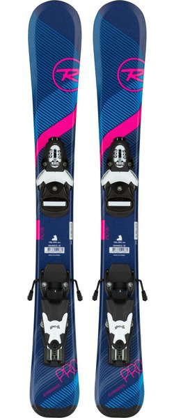 Rossignol Kid's All Mountain Experience Pro W + Team 4