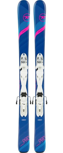 Rossignol Kid's All Mountain Experience W Pro + Xpress Jr 7