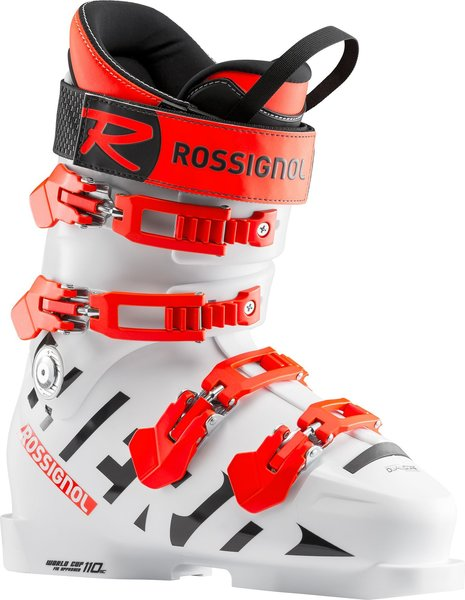Rossignol Junior's Racing Hero World Cup 110 SC Color: White