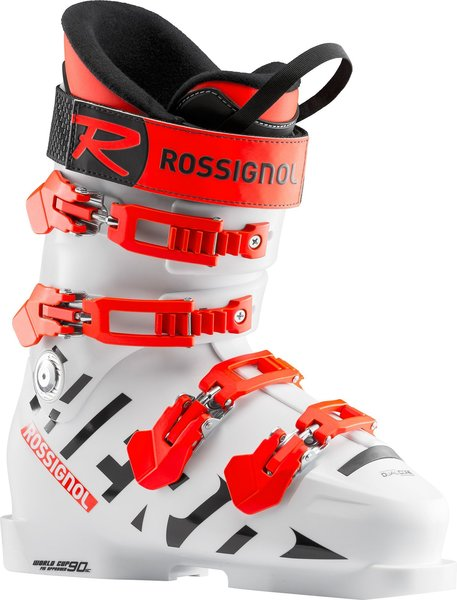 Rossignol Junior's Racing Hero World Cup 90 SC Color: White