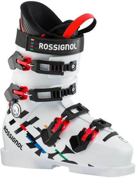 Rossignol Junior's Racing Ski Boots Hero World Cup 70 SC Color: White