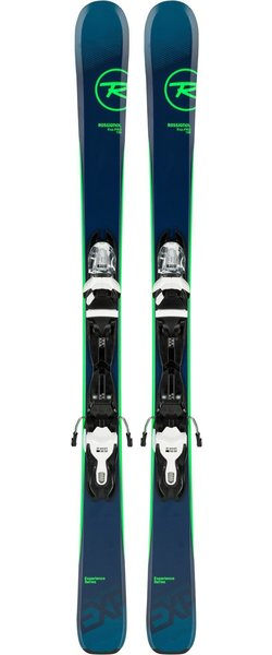 Rossignol Kid's All Mountain Experience Pro + Xpress Jr 7