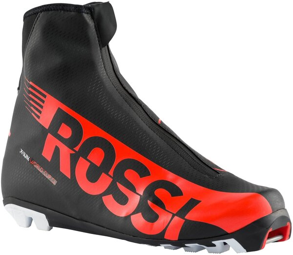 Rossignol Men's Race Classic Nordic Boots X-ium W.C. Color: Black/Red
