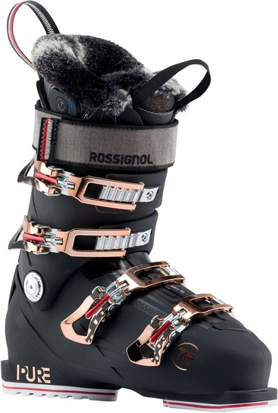 Rossignol Pure Pro Heat Color: Night Black