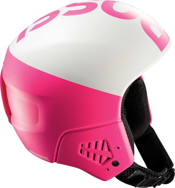 Rossignol Racing Helmet Hero 9 FIS Impacts W w/Chinguard