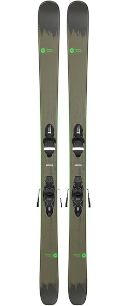 Rossignol Kid's Freestyle Smash 7 + Xpress 10
