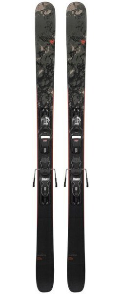 Rossignol Teen's Skis Blackops Smasher (Xpress)
