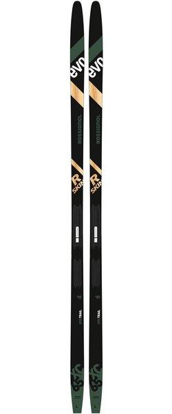 Rossignol Unisex Nordic Skis Evo XC 65 R-Skin/Control SI
