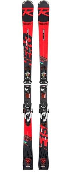 Rossignol Unisex Racing Skis Hero Elite Multi-Turn Ti (Konect)