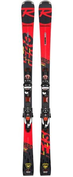 Rossignol Unisex Racing Skis Hero Elite Plus Ti (Konect)