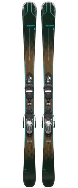Rossignol Women's All Mountain Skis Experience 74 W (Xpress)
