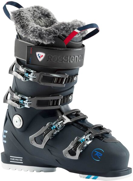 Rossignol Women's On Piste Ski Boots Pure Pro 100