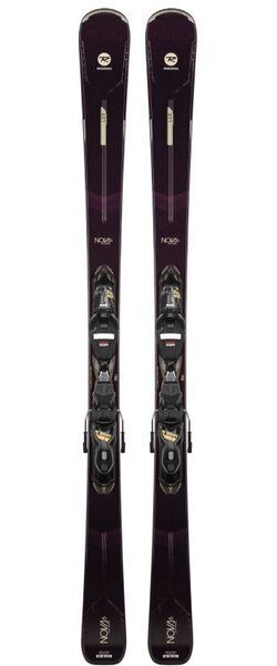 Rossignol Women's On Piste Skis Nova 6 (Xpress)
