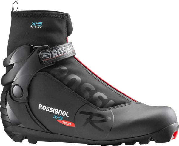 Rossignol Men's Touring Nordic Boots X-5 Color: Black