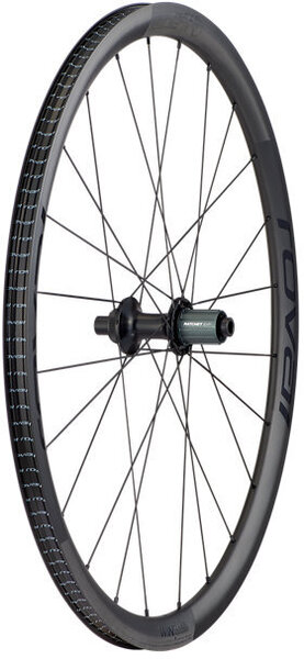 Roval Alpinist CLX Rear Color: Satin Carbon/Gloss Black