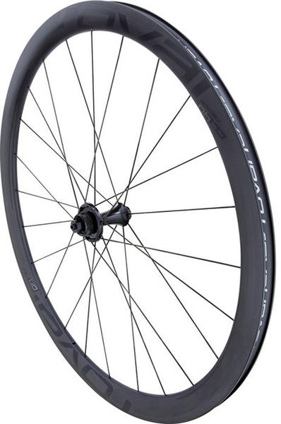 Roval CL 40 Disc SCS Rear Wheel Color: Satin Carbon/Gloss Black