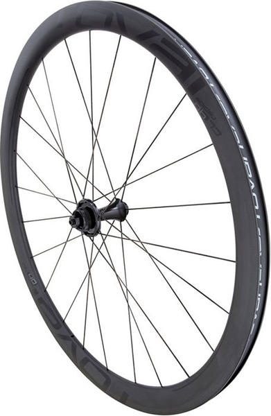Roval CL 40 Disc Wheels Model: Front