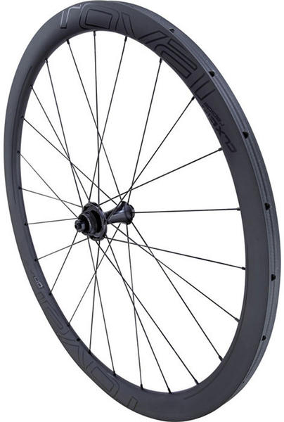 Roval CLX 40 Disc Tubular Front Wheel