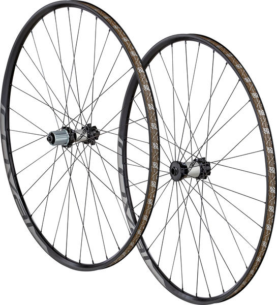 Roval Control 29 Wheelset Color: Charcoal Decal