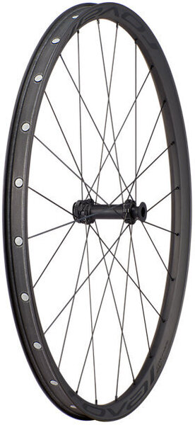 Roval Control SL 29 CL Front Wheel Axle | Color | Size: 110 x 15mm | Satin Carbon Rim/Satin Black | 29-inch