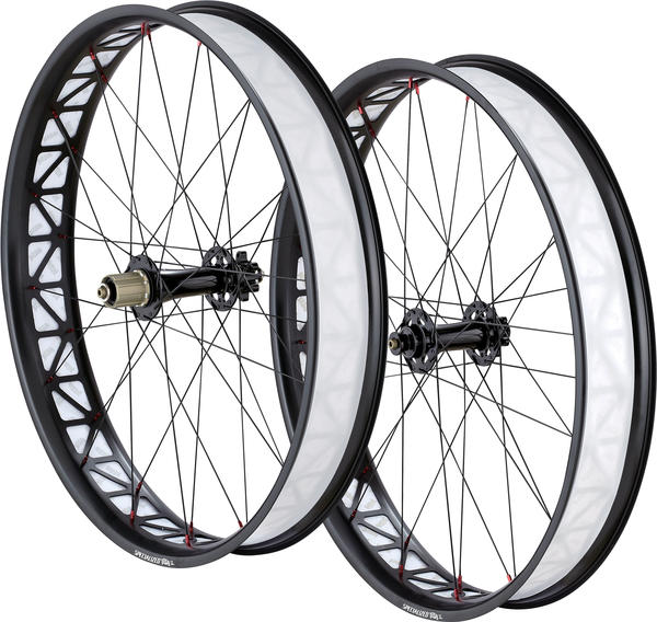 Roval Fatboy SL Wheelset Color: Black