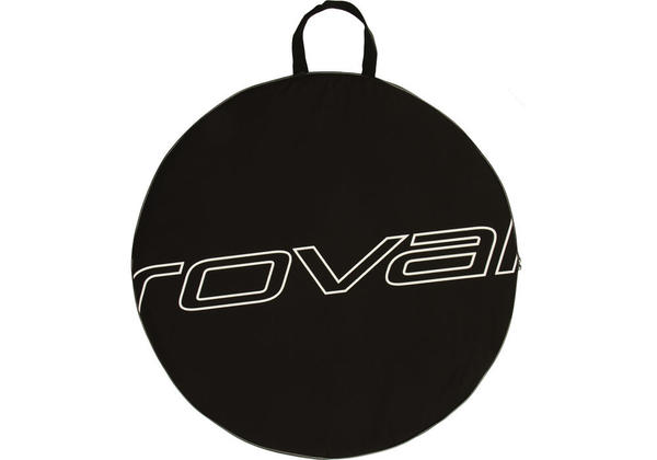 Roval Single Wheel Bag Color: Black/White