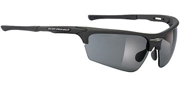 Rudy Project Noyz Color: Matte Black w/Smoke Black
