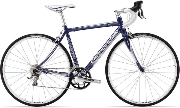 Cannondale Women's Synapse 6 Tiagra C Color: Blue