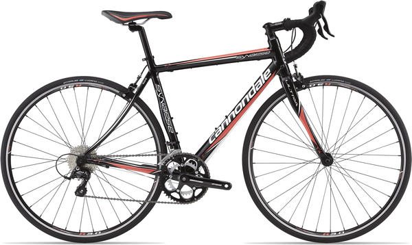 Cannondale Women's Synapse 7 Sora C Color: Black