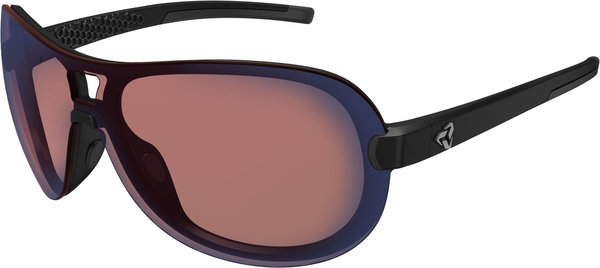 Ryders Eyewear Aero Color | Lens: Black | FYRE Pink – Purple w/Blue MLV