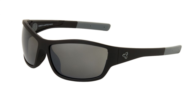 Ryders Eyewear Bowery antiFOG Color | Lens: Matte Black/Gunmetal | antiFOG Grey/Silver Mirror