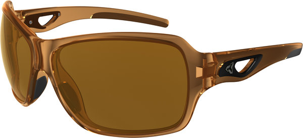 Ryders Eyewear Carlita Color | Lens: Brown Crystal | Standard Brown