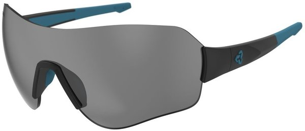 Ryders Eyewear Fitz antiFOG Color | Lens: Matte Black/Blue | antiFOG Grey