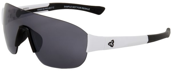 Ryders Eyewear Grafton Standard Color | Lens: White/Black | Standard Grey/Silver Mirror
